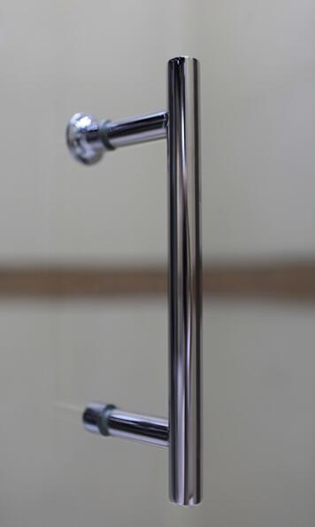 Bathroom MID-Range 6mm Corner Entry Shower Door Enclosure (MR-CE90)