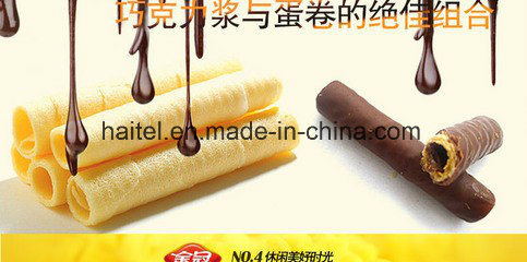 Chocolate Coating/Enrobing Line