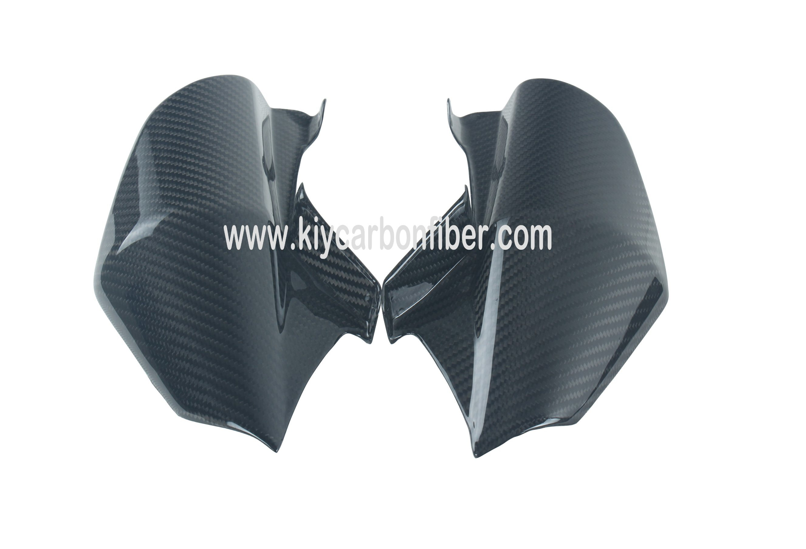 Carbon Fiber Heat Shield Muffler for Ktm 990 Supermoto R