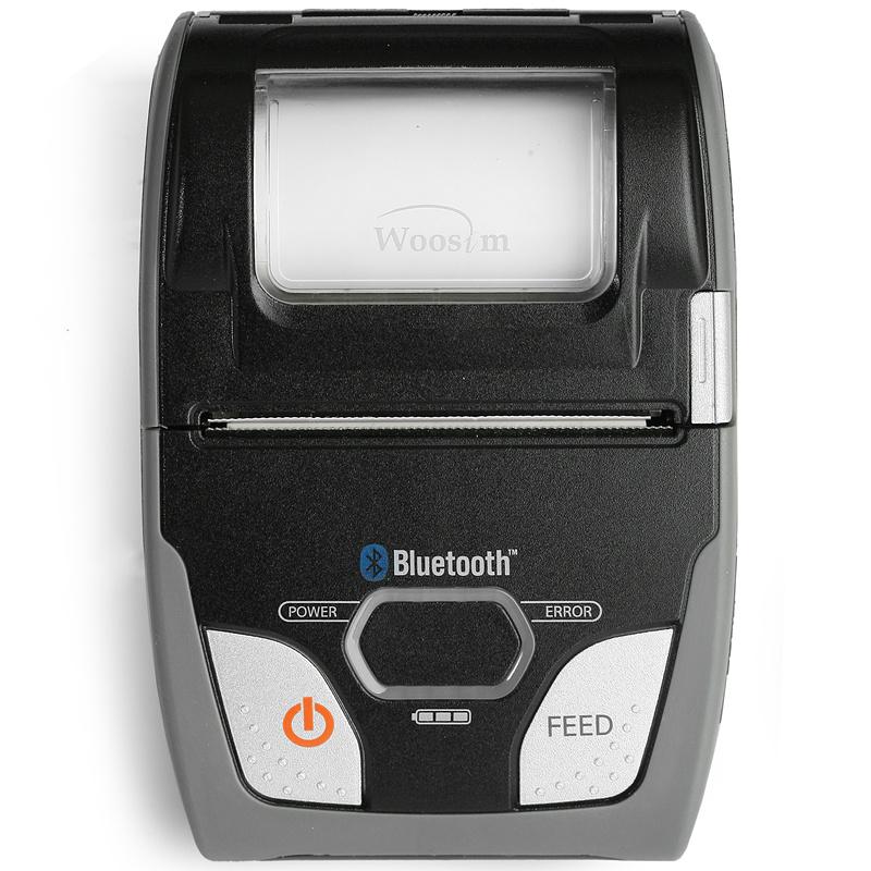 2 Inch Mini Portable Mobile Bluetooth Receipt Printer Wsp-R240