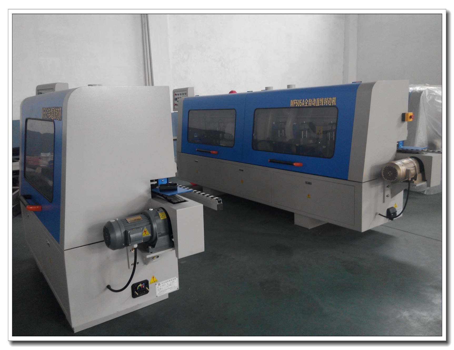 High Quality Auto Edge Banding Machine China Supplier