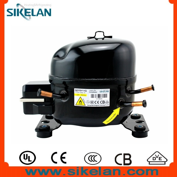 Refrigeration Compressor Ms-Qd75y11g R600A 115V~60Hz Lbp Using