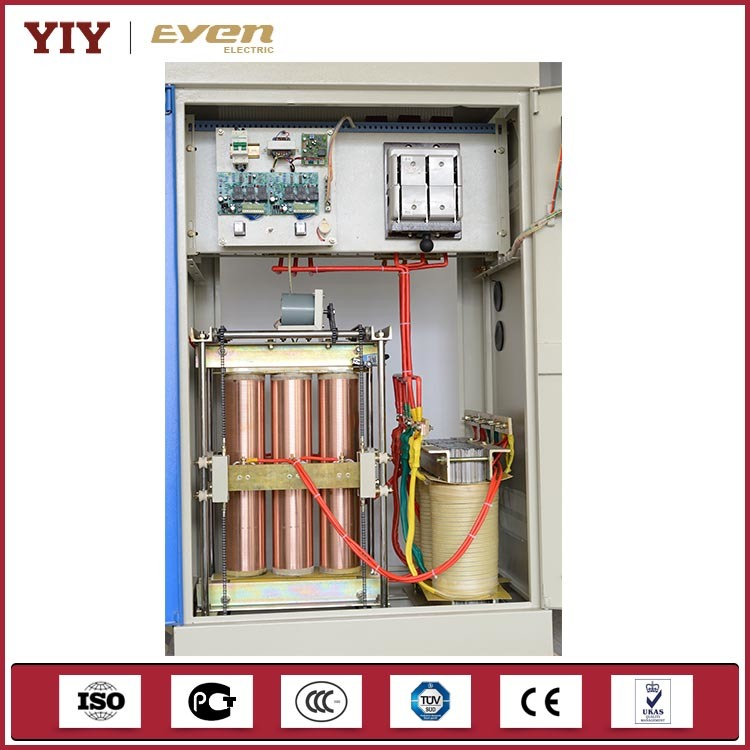 SBW Series 3 Phase 1250kVA Automatic AC Voltage Stabilizer