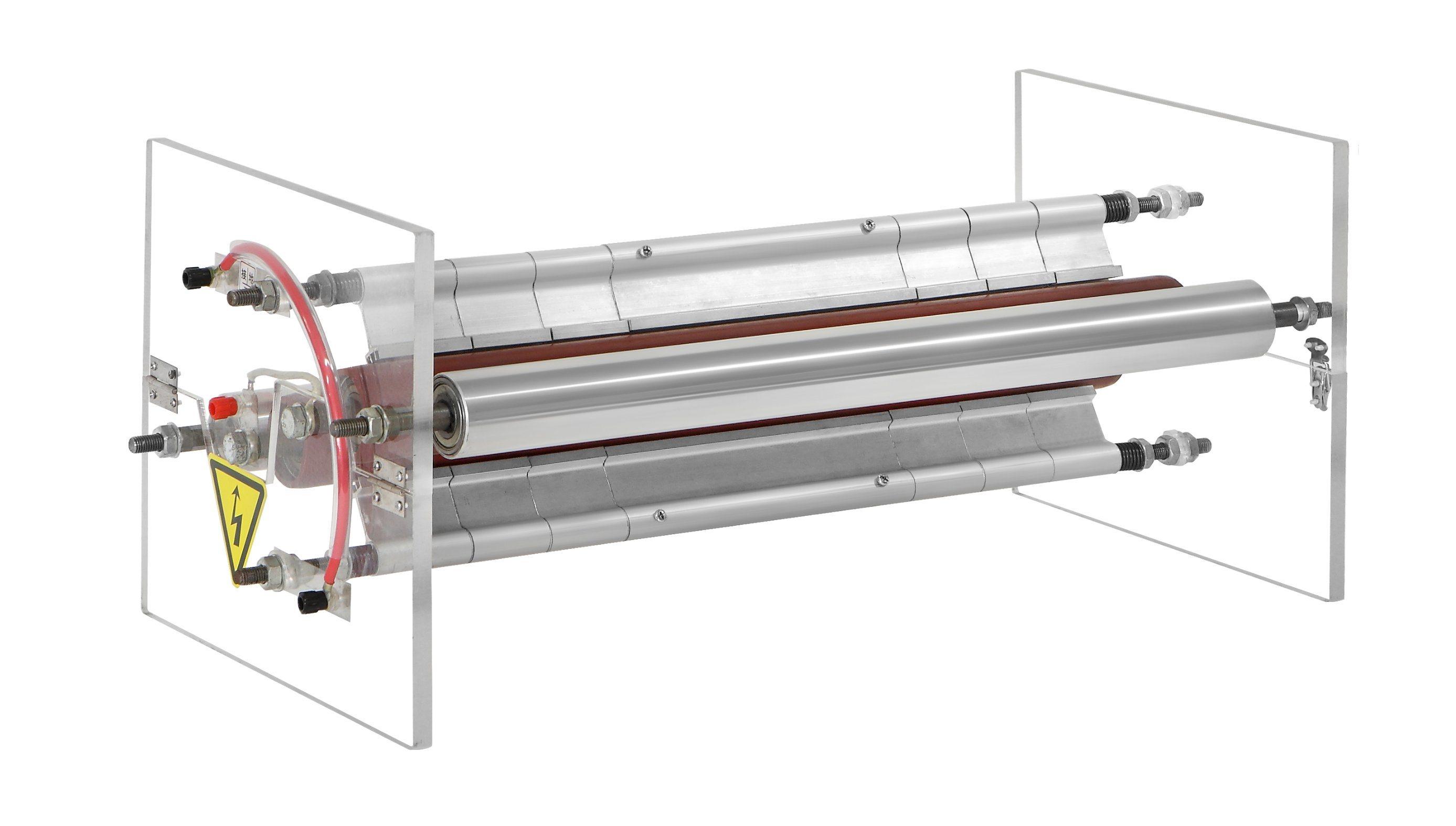 Glass Split Type Corona Processing Frame Corona Treatment Station (HW-DF600)