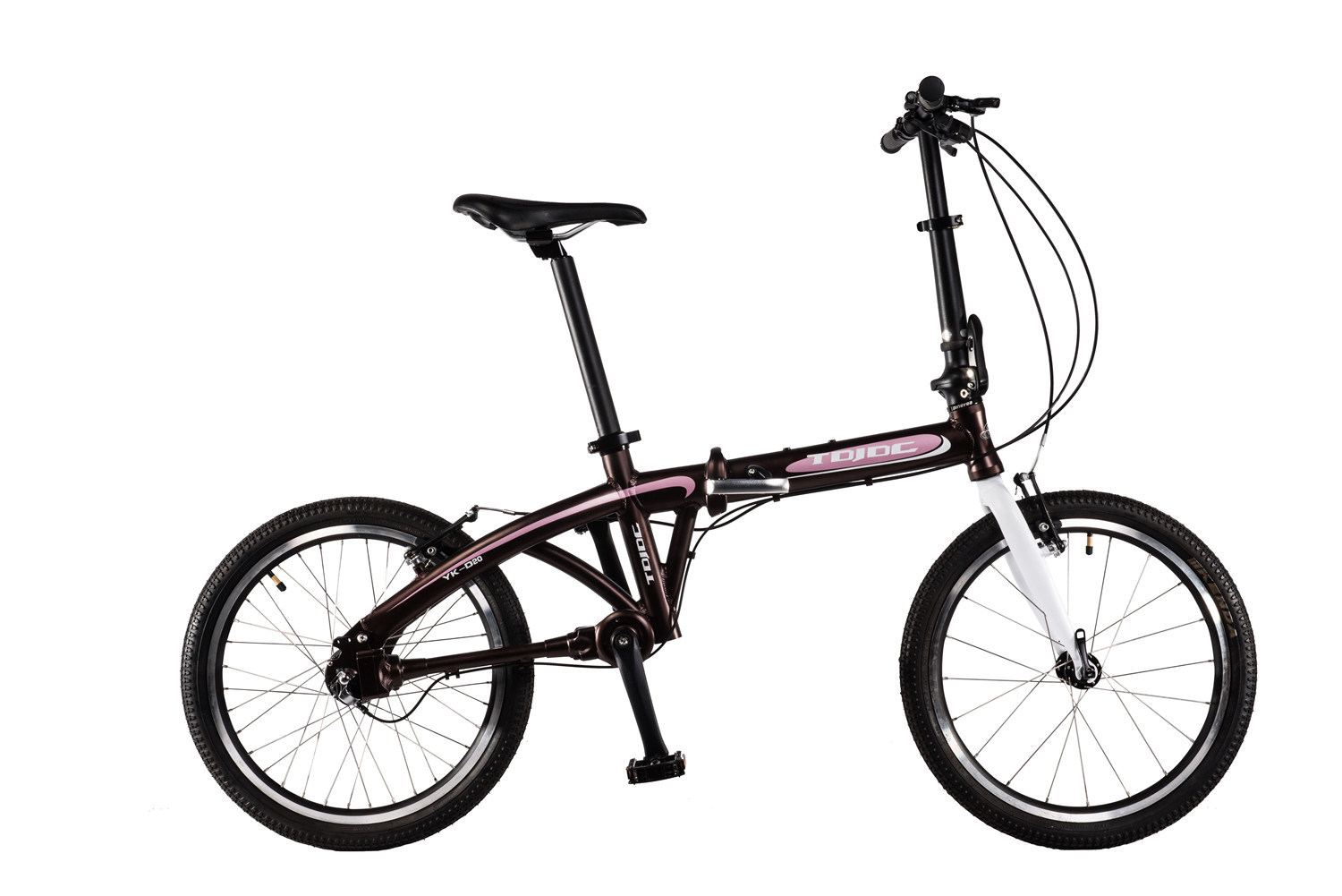 16′′ 20′′ China Folding Bike 3 Gears Non-Electric Drive Shaft Folding Bike Bicycle with Aluminum Fork Cheap Price