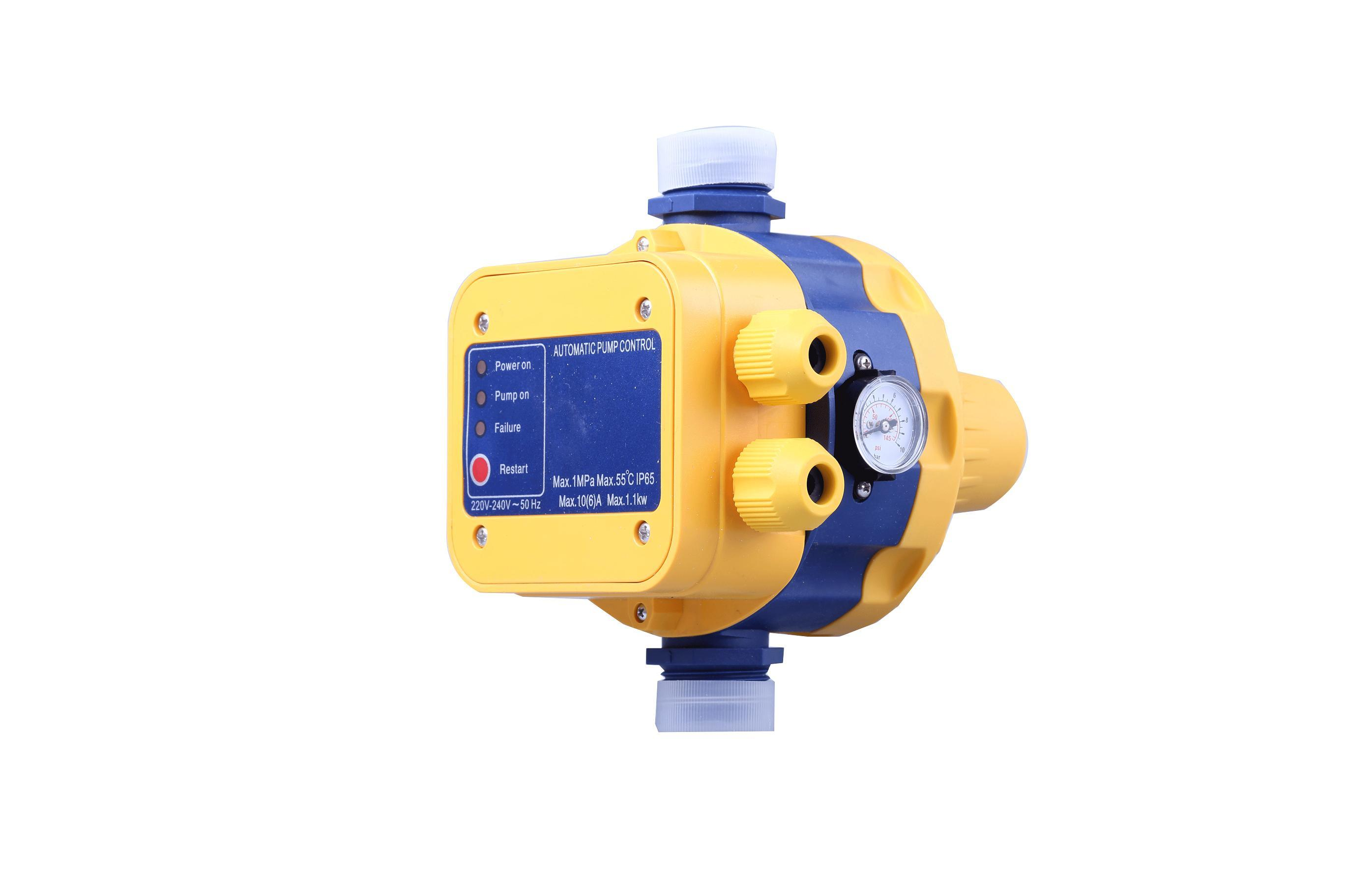 Pressure Controller for Water Pump
