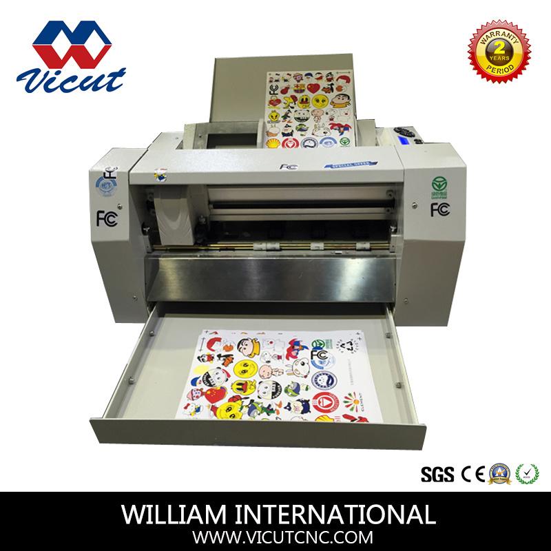 Automatic Roll Film Foam Sticker Label Die Cutting Machine