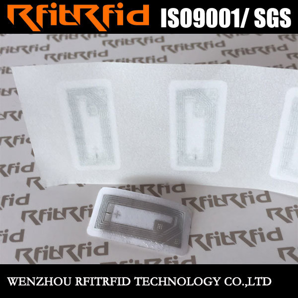 Custom Adhesive Printable Matte Paper Mini NFC RFID Tag