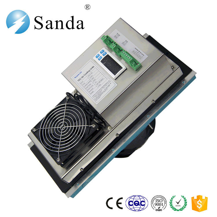 Cabinet Dedicated Tec Air Conditioner with Heatsink and Fan