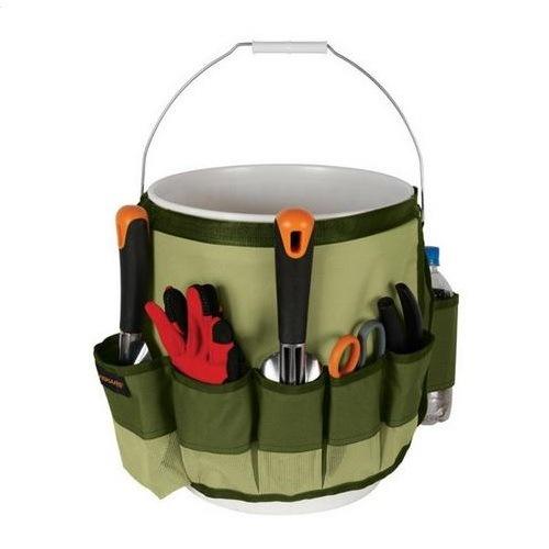 Multifunctional Bucket Bag/Polyester Bucket Bag/Durable Garden Tool Bag