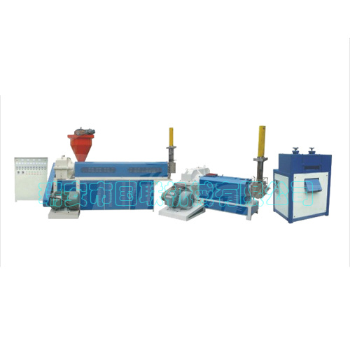 Waste Plastic Recycle Granulator Machine