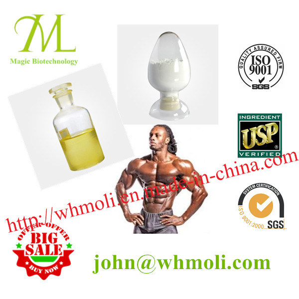 99% Anabolic Legal Testosterone Propionate Test P for Muscle Growth