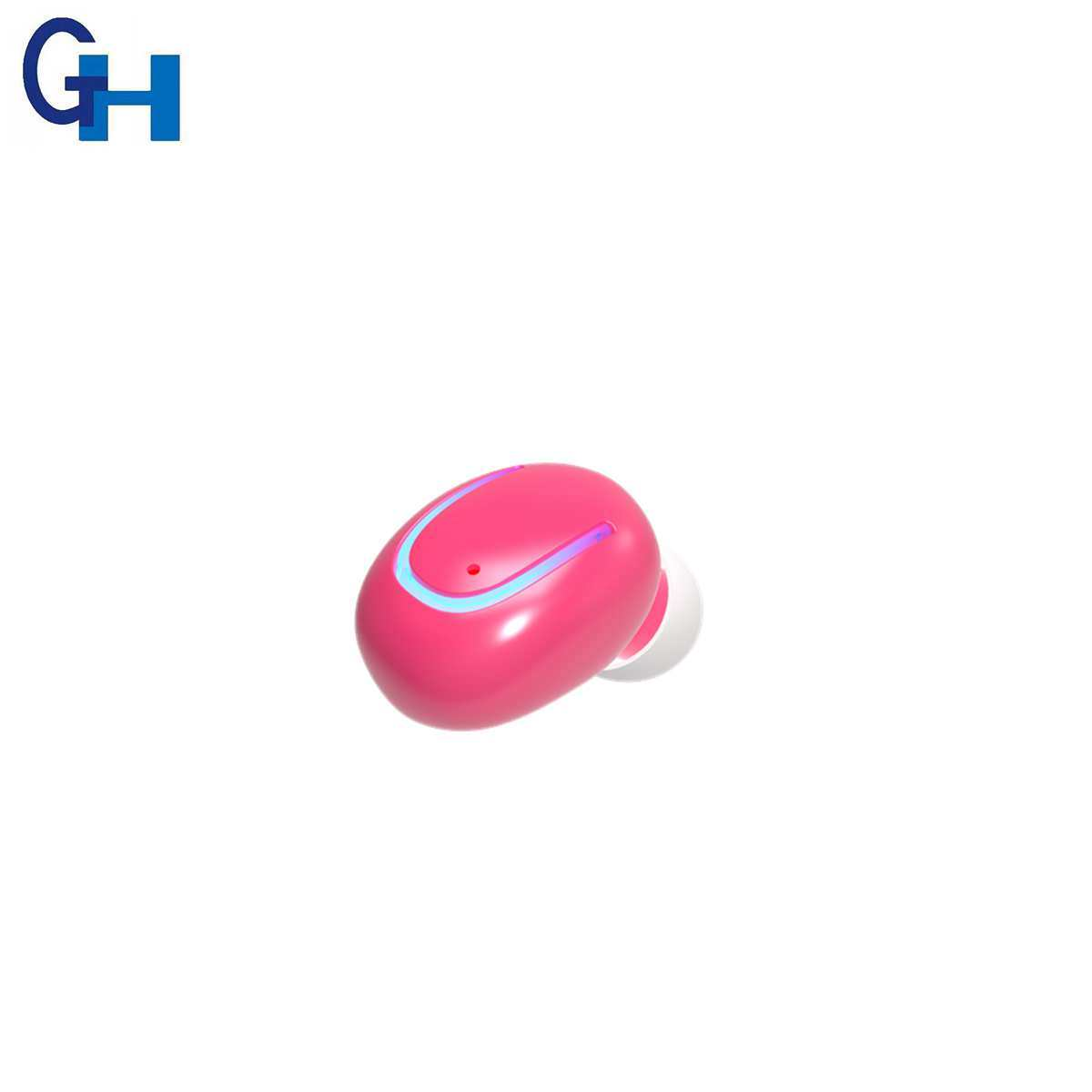 Promotional Super Mini Noise Reduction Small Single Wireless Bluetooth Earphone