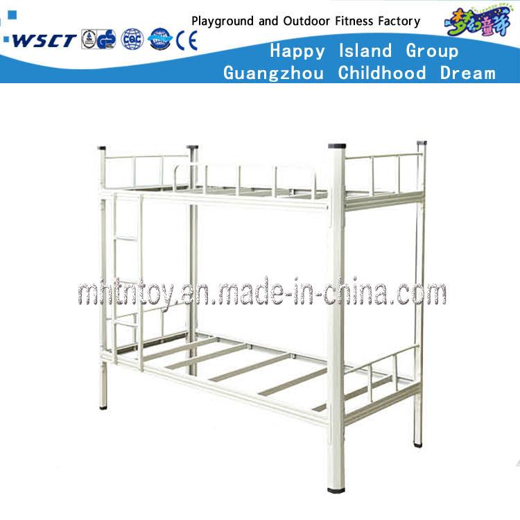 Kindergarten Furniture Children Double Bed for Sale (HF-08002)