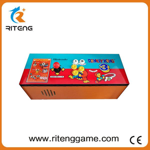 Pandora Box 4 Arcade Joystick Game Console with 645 in 1 Jamma Gameboard