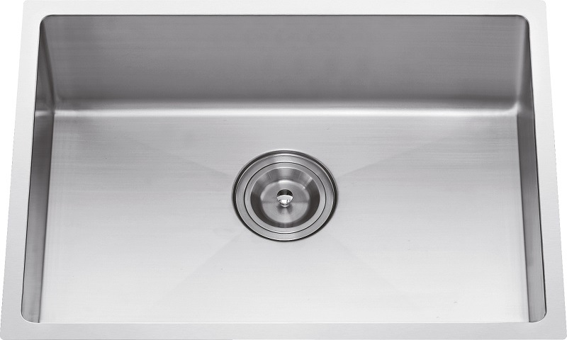 S1103 304# S. S Single Bowl Handmade Sink Undermount