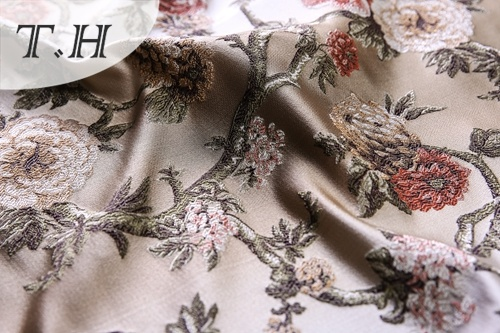 Jacquard Fabric Price Per Meter Ethnic Upholstery Fabric