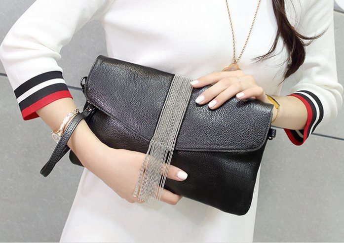 Tassel Wallet Long Bag (BDMC163)
