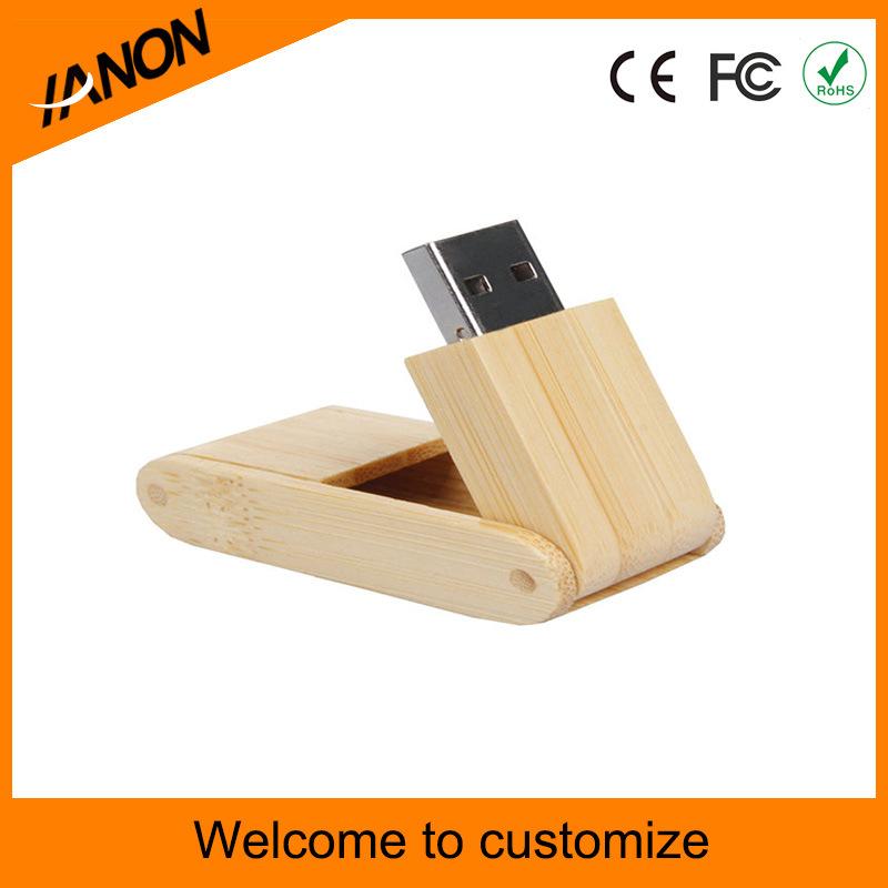 Hot Selling 2.0 USB Stick Wooden USB Flash Drive