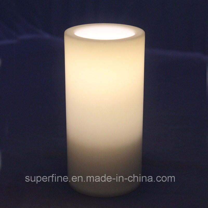 Twinkling Flameless Battery Operated Safe Use LED Candle for Decoration
