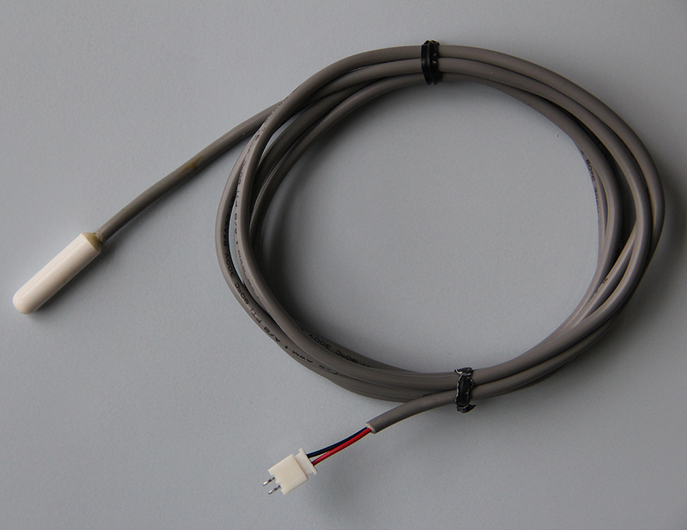 Hot Sale TPE Overmoulding Ntc Temperature Sensor for HVAC