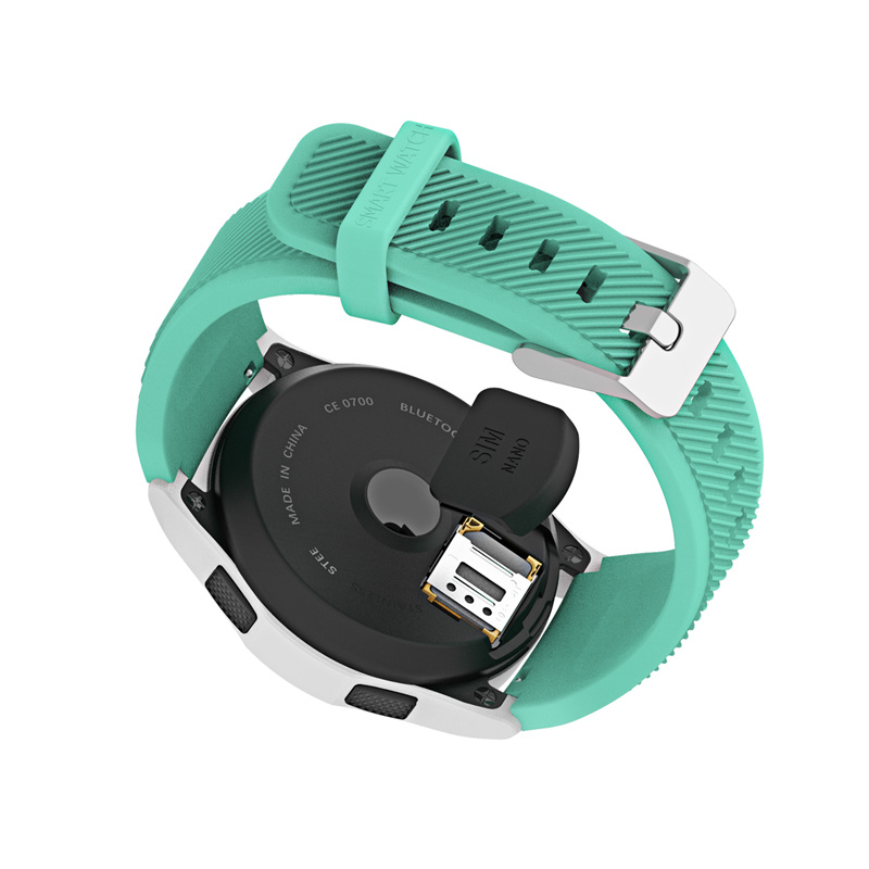 Bluetooth 4.0 Heart Rate Monitor Smart Watch for Android Apple