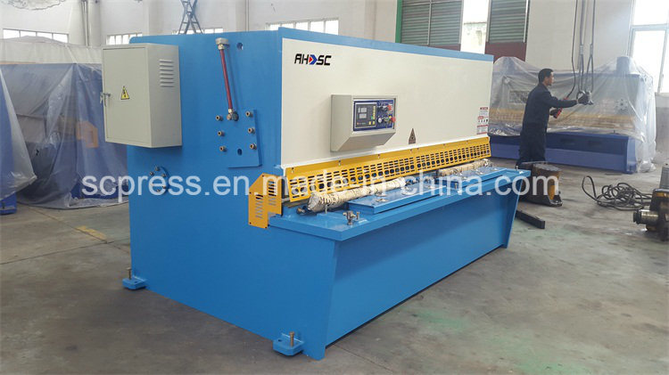Hydraulic Swing Shearing Machine