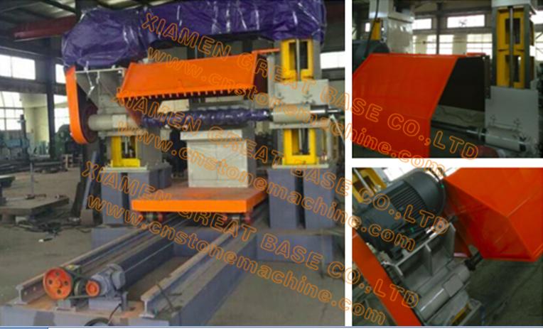 GBTS-1200/1600 Thick Slab Multi Blade Cutting Machine