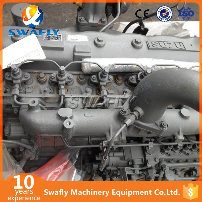 Isuzu 6bg1 Original Used Diesel Engine Assy