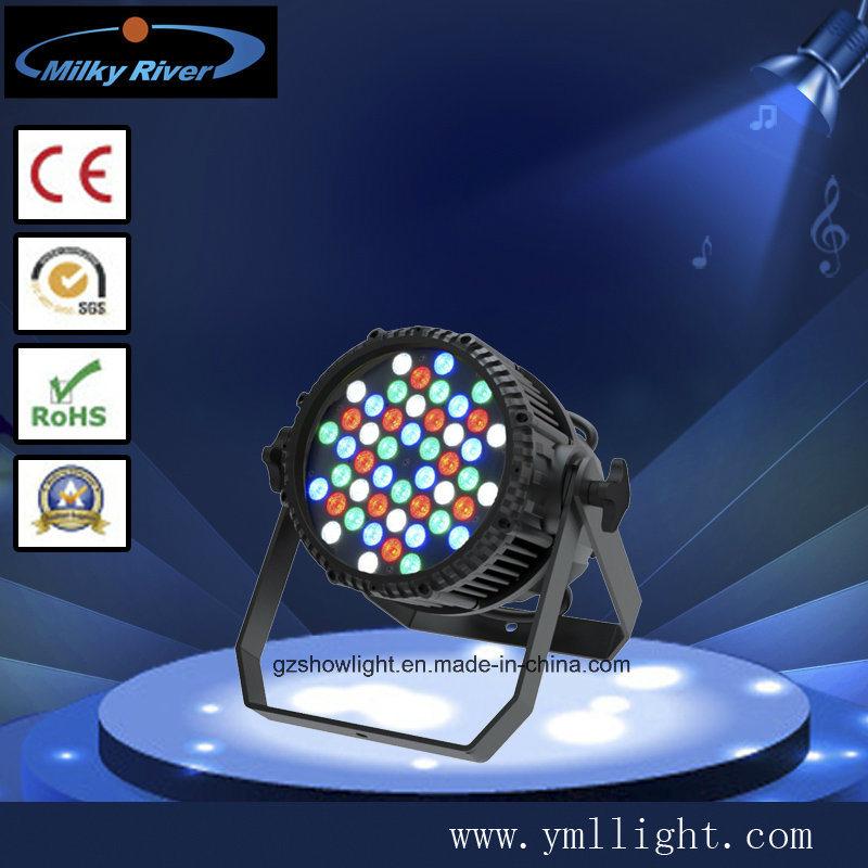 Indoor 8channel 54PCS 3W LED PAR Lighting Stage PAR Light
