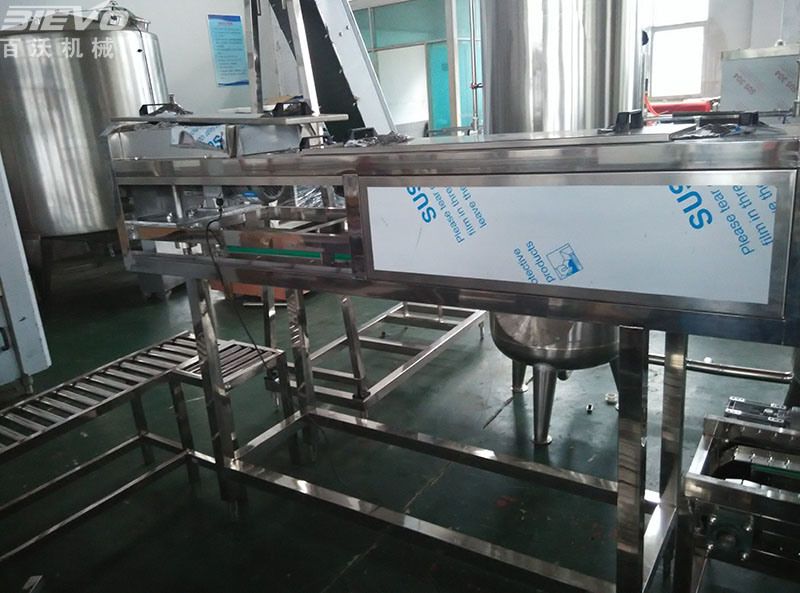 5 Gallon Bottle Water Washing Filling Capping Machine