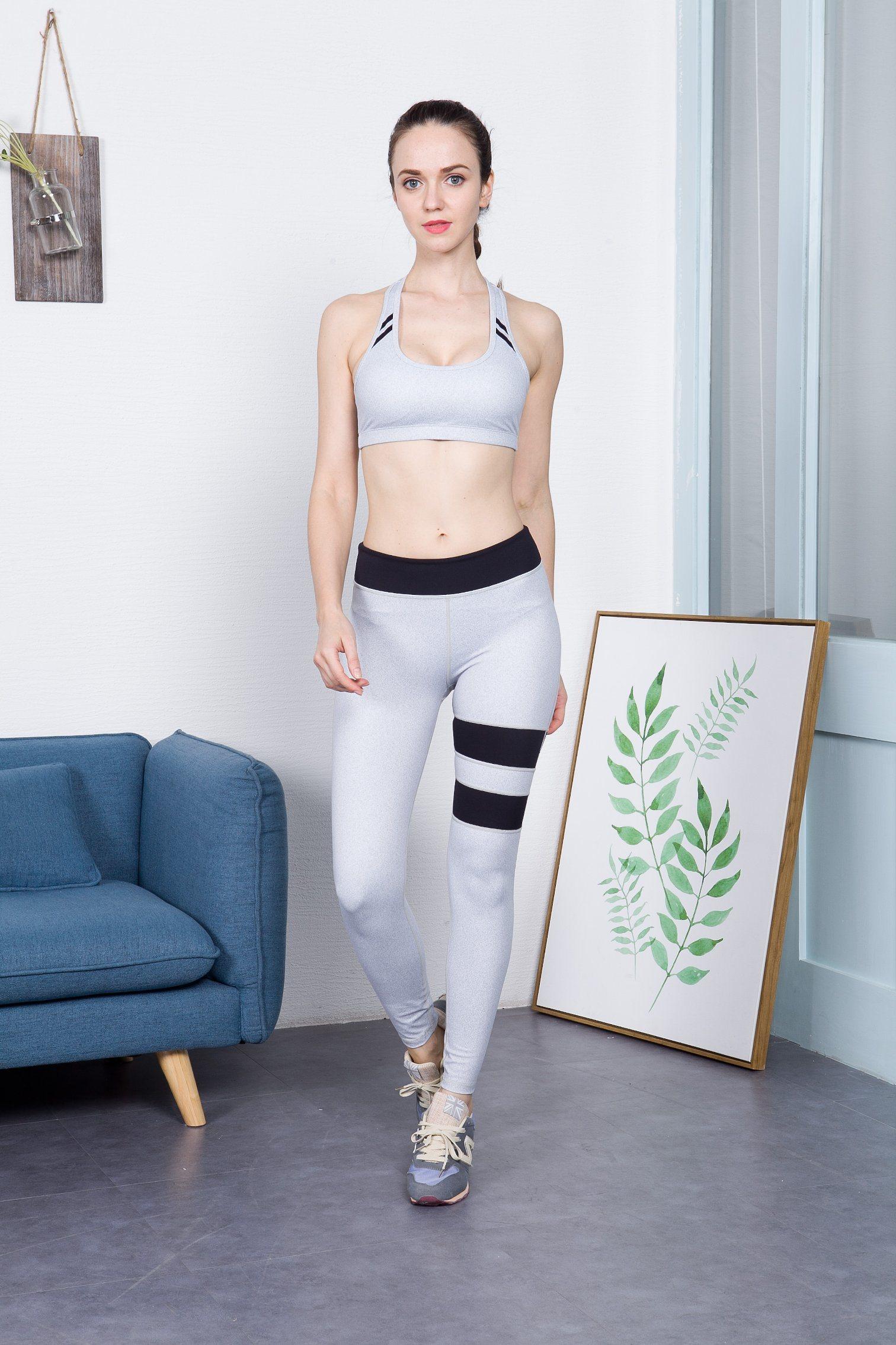 Newest Ladies Hot Fitness Yoga Pants Running Pants 2017