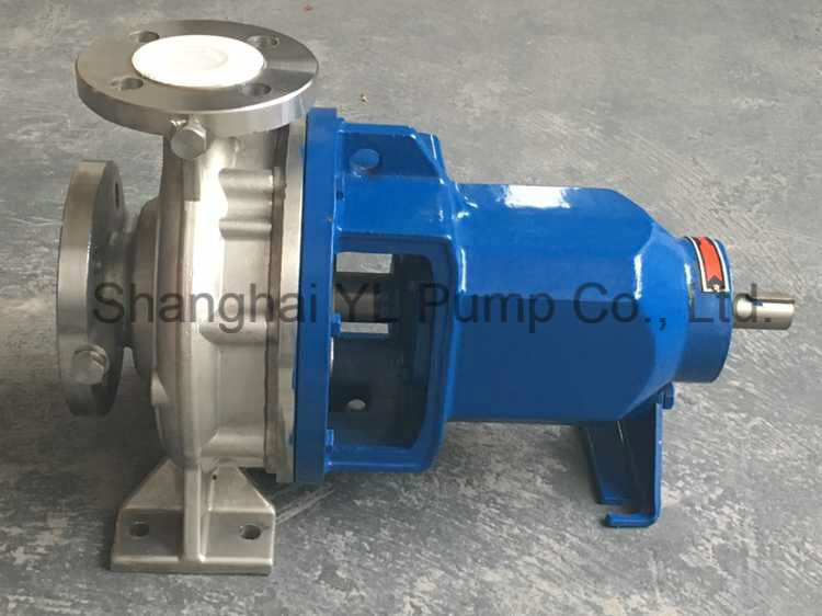 High Efficiency End Suction Centrifugal Water Pump with Stainless Steel Parts