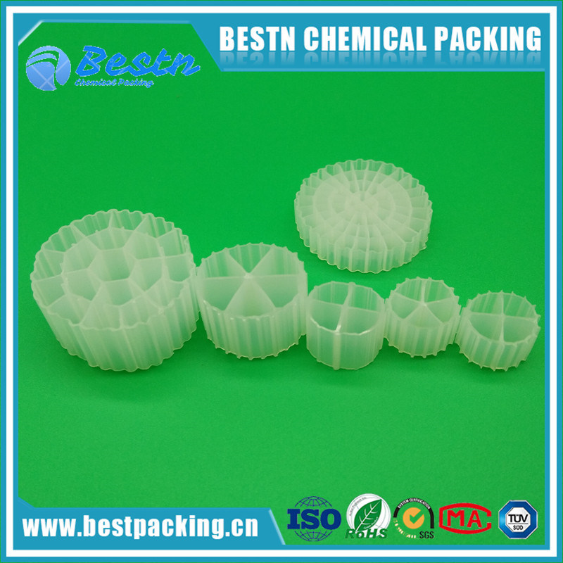 Plastic Mbbr Filter Media for Water Treatment