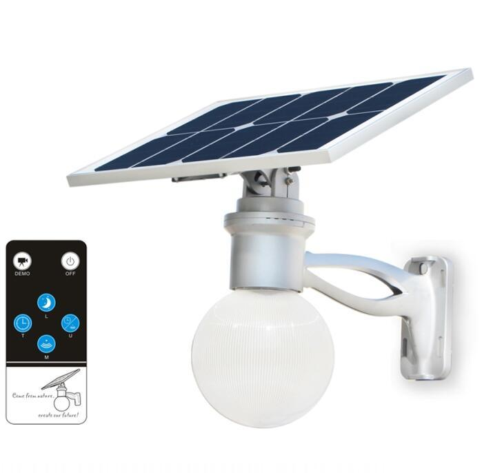 5W/8W/12W Solar Moon Street Light with Microsave Sensor