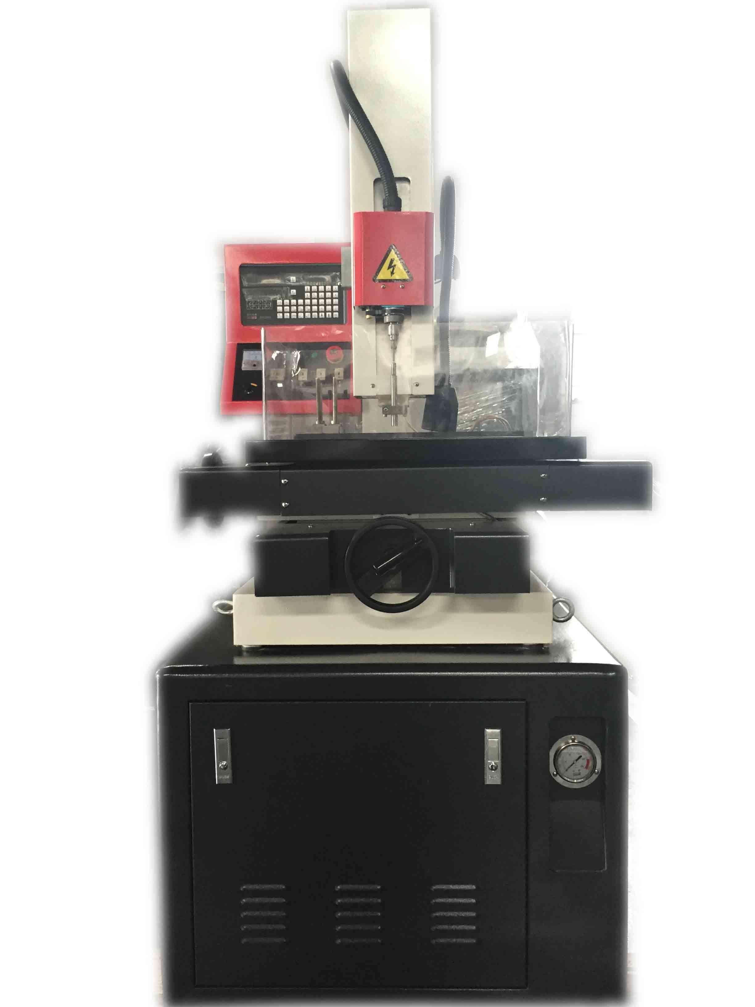 High Speed EDM Microhole Drilling Machine / Small Hole Machine / EDM Small Hole Drilling Machine