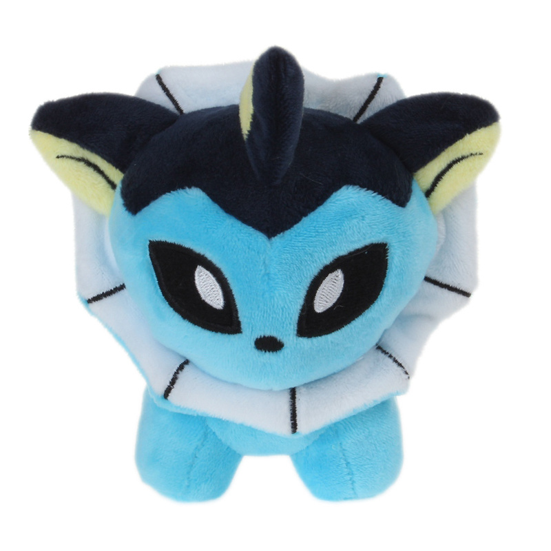15cm Cute Vapcreon Pikachu Seires Plush Toy