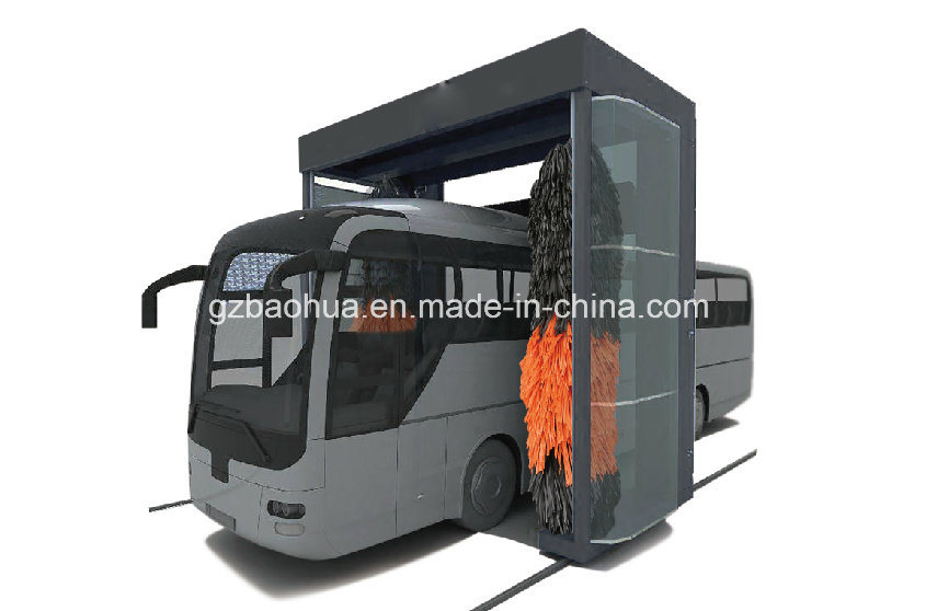 3brush or 5brush Automatic Bus Wash Machine