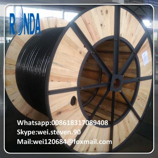 6.35KV 11KV Underground Single Core Copper Armored Power Cable