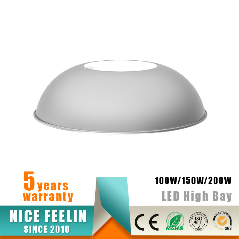 100lm/W Philips Driver 200W LED High Bay Industrial Lighting