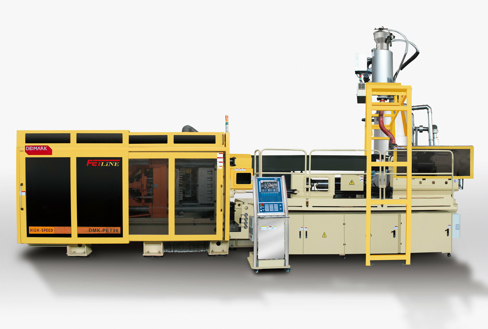Ipet300/5000 72-Cavity High Speed Energy Saving Pet Preform Injection Molding Machine