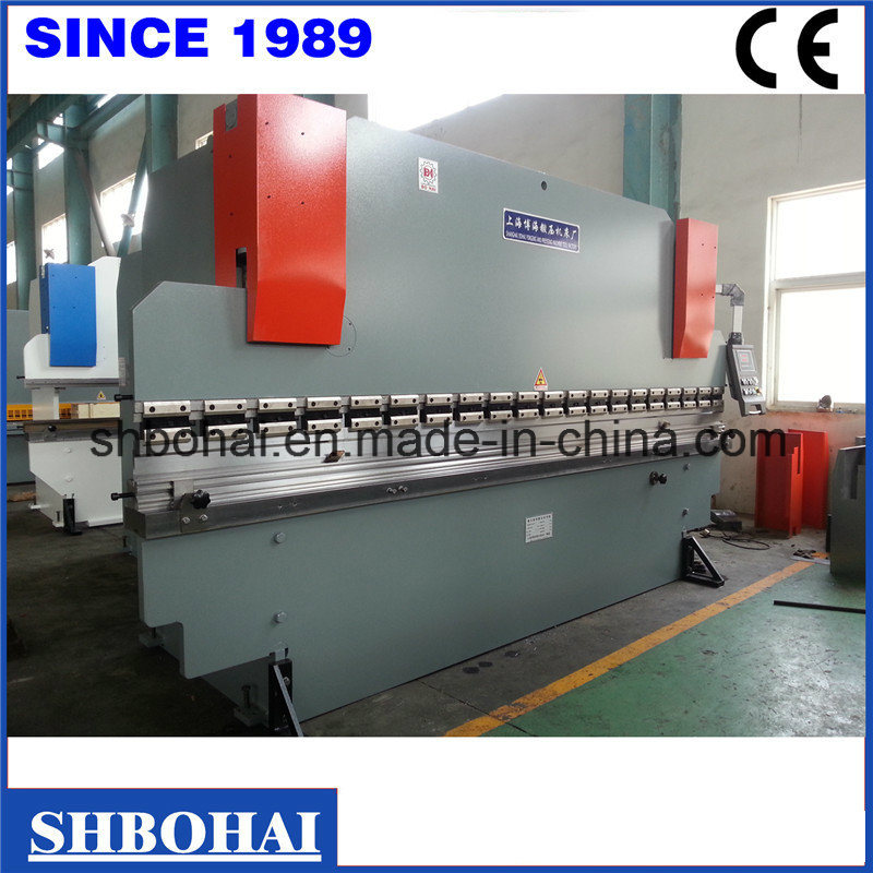 26 Year Factory Bohai Brand Hydraulic Hole Punching Machine, Iron Workers