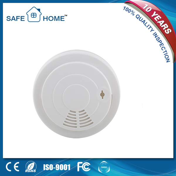 Fire Detector of 9V Battery Conventional Smoke Detector