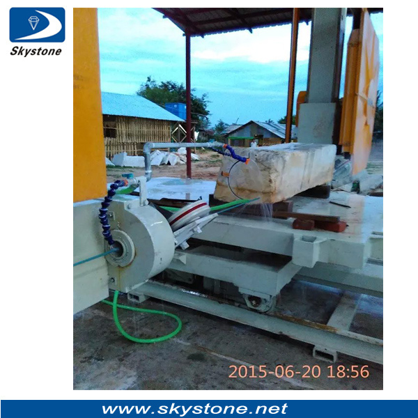 Mono Wire Saw for Stone Cutting