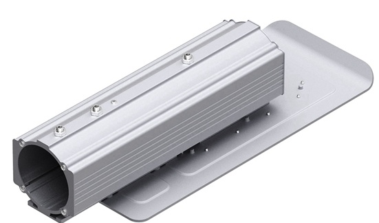 High Lumens 110lm/W 125W 175W Metal Halide Halogen Lamp 30W Solar 12V 24V LED Street Lamp