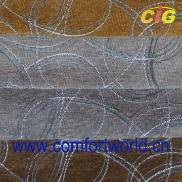 Chenille Sofa Fabric (SHSF04426)