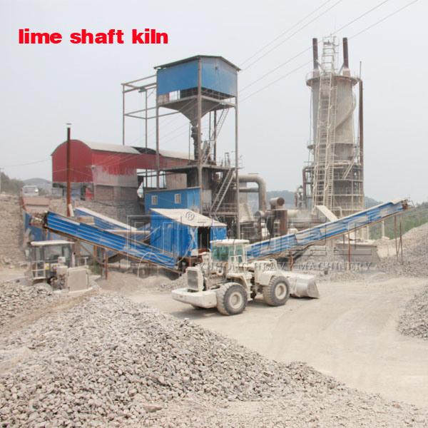 2017 Yuhong Vertical Shaft Lime Kiln, Shaft Kiln for Limestone, Dolomite & Clay Minerals