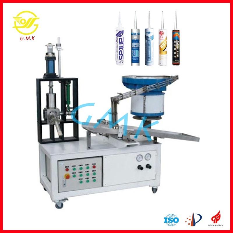 China High Speed Semi-Auto Silicone Sealant Cartridge Filling Machine for Adhesive