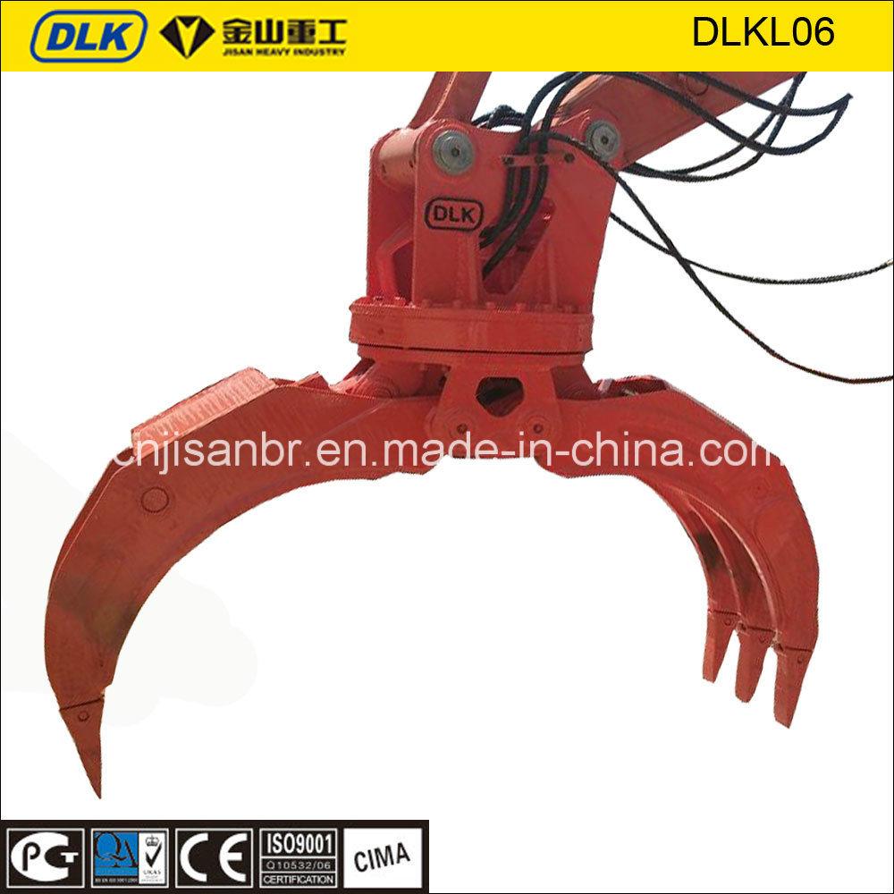 Lovol Doosan Gripper, Hydraulic Grapple, Excavator Grab