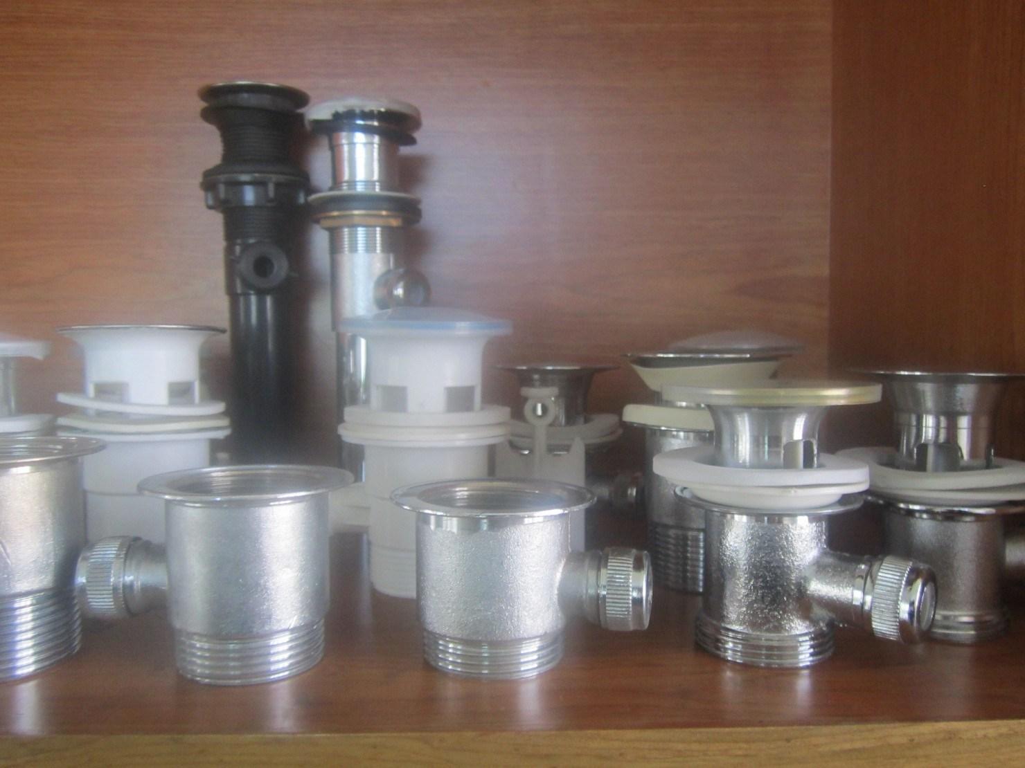 Pop up Strainer Brass Waste for Wash Basin